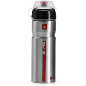 Elite Syssa Borraccia 750ml, glossy silver